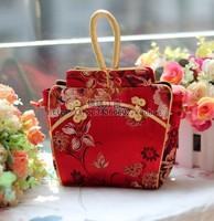 Unique gift  silk suzhou embroidery female bag cheongsam female bags bridal bag tang suit