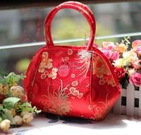 silk suzhou embroidery chinese cheongsam style handbag tang suit female bags bridal bag
