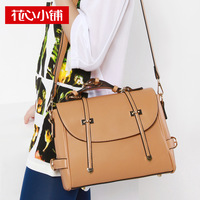 2013 vintage preppy style handbag one shoulder cross-body bags female  10288