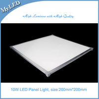36W 600*600mm Not-Dimmable Square Flat LED Panel light with Power Supply