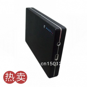 2013 Newest hot 50000mAh Universal USB Battery Power Bank External Battery backup Charger rechargeable battery pack
