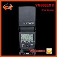 HK Post Free shipping YONGNUO YN-568 YN568 EX II TTL Flash Speedlite with High Speed Sync for Canon