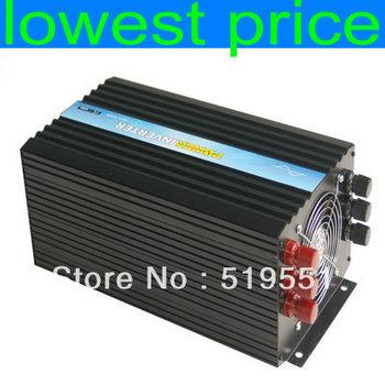 soalr wind  nverter 4000W Inverter DC 12V/24V/48V TO AC 100V/110V/120V 220V/230V/240V Pure Sine Wave Solar Inverter MAILI Brand