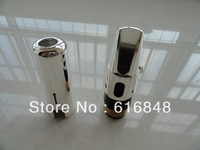 Wholesale - clarinet mouthpiece sizes long silver plated metal surface