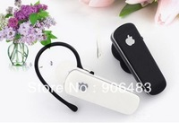 HK post free ship!Hot sale For iPhone Bluetooth stereo headset,For Samsung / HTC / iPhone music headset with retail box