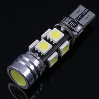 2 pcs T10 W5W 194 168 2825 2821 Car White 8 SMD 5050 & 1.5W LED Light Bulbs DC 12V