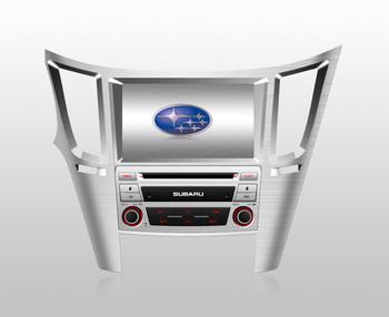 Subaru outback DVD GPS Touch Screen High Resolution LCD TFT;DVD/VCD/SVCD/CD/MP3/MP4/USB/SD-CARD/ MPEG4/HD CD/CD-R/ CD-RW/DIVX
