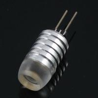 10 x NEW Home Spotlight G4 1W High Power LED Warm White Light reading light led bulb lamps DC 12V