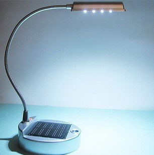 Solar lamp led table lamp solar lights solar indoor lamp(China (Mainland))