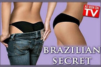 Wholesale 6 pcs/lot M / L / XL Brazilian Secret Sexy Lingerier Underwear Padded Pantys Beautify Buttocks Up Panty As Seen On Tv