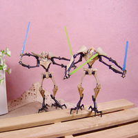 2014 Brinquedos Frozen Toys free Shipping New Star Wars Clone Empire Enemy Monster 3.75-inch Soldiers Movable Doll
