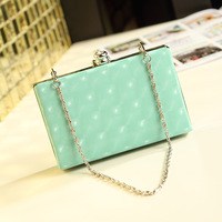 Fashion vintage women's candy color mini bag coin purse mobile phone bag  Free shipping and drop shipping