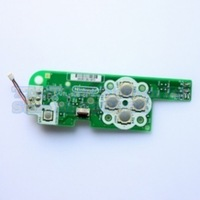 Power / D Pad circuit board C / UTL-SUB-01 For DSi XL / LL (High Quality )