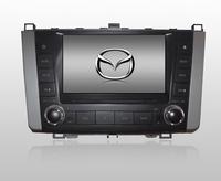 Mazda FAMILY 3 DVD GPS Touch Screen High Resolution LCD TFT;/VCD/SVCD/CD/MP3/MP4/USB/SD-CARD/ MPEG4/HD CD/CD-R/ CD-RW/DIVX