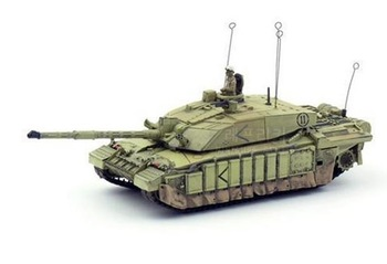 free shipping ! FOV  85019 1:72 British Challenger II main battle tanks alloy Military Model