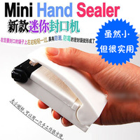 Mini household sealing machine electric heating laminating machine portable sealing device