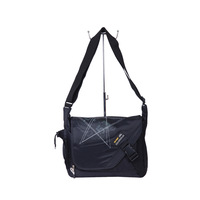 2013 FREE SHIPPING Classic black shoulder bag messenger bag business bag handbag tote bag , big three16028