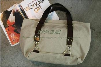 2013 classic practical joker canvas bag female bag bag shopping bag bag 8214.Value so lowest price!Free shipping