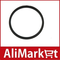 52-49mm Anodized Aluminum Step-down Ring Adapter for Cameras (Black)