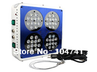 DHL Free Shipping Apollo 4 144w(48x3w) Led aquarium Light,Apollo 4 Led tank light