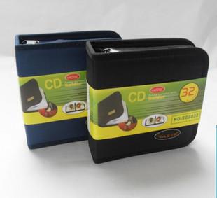 Mercerizing bombonony 32 cd bag disc pack cd bag cd box cd storage box  hot free