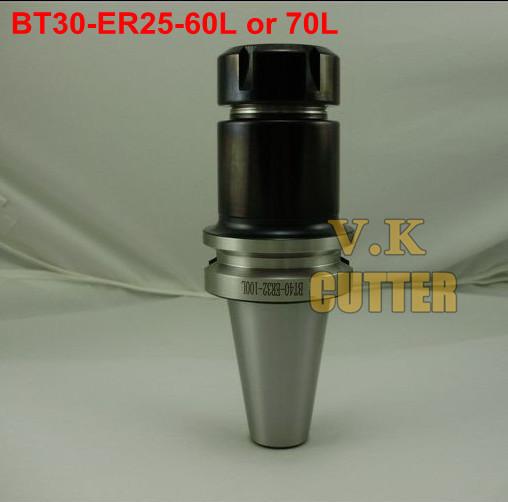 Инструментальная оправка V.K BT30/ER25 /100 ER , 2 16 , BT30-ER25-100