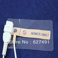 Disposable BCI Spo2 sensor, adult/neonate non woven, DB9 9P