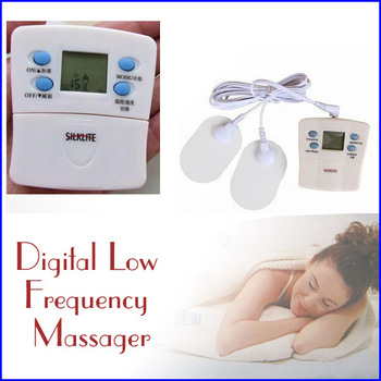 Digital Therapy Machine, Body Building Massage, Low Frequency Massager, Mini Slimming Massager, HA1008