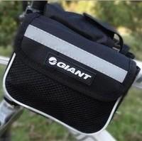1pc High Quality Bicycle Saddle Bag & Giant Bike Bag & Bicycle Frame Pannier Front Tube Bag Free Shipping