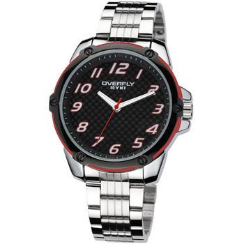 Ikey fashion male watches quartz watch steel belt watchband waterproof sports table 8512 men's watch