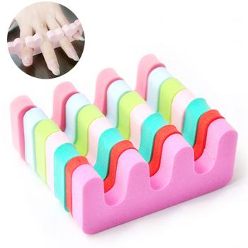 2013 7388 nail art tool sponge sub-toe finger device general