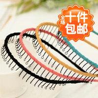 4346 small accessories ultra elastic hair accessory hair accessory cloth hair bands headband women's