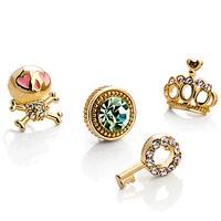 Mbox stud earring female 925 pure silver zhaohao fashion earring gift sweetheart
