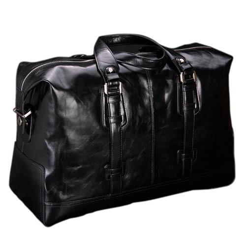 Genuine leather oversized handbag oil wax cowhide handbag travel bag large capacity mpj810-7-16(China (Mainland))