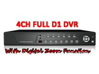CCTV 4CH Full D1 H.264 DVR Standalone Super DVR   support mobile view(HDMI is optional)