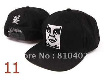 Freeshipping 2pcs Top Quality Product OBEY Snapback Caps, NEW Arrive Supreme Caps, Adult Snapback Hats, Adjustable Baseball Caps
