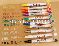 Car Motorcycle Boat Tyre Tire Tread Marker Paint Pen Many Colors For B/M/W VW Ford Honda Nissan Chevrolet Toyota Renault
