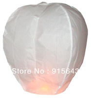 500pcs/lot multicolor Oval Sky Lanterns red,pink,yellow,blue 8colour avaiable Wishing Lamp ellipse flying LANTERN WEDDING PARTY