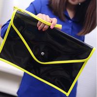 2013 transparent bag candy color plastic envelope bag neon day clutch female bags beach bag small bag