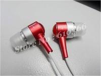 100pcs Universal Earphone In-ear earphone Metal earphone Good Bass audio very Hot very worthy DHL Free shipping