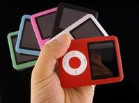 Dropship! New 32GB 3th 1.8 inch TFT screen mini MP4 Player Fm radio with free shipping
