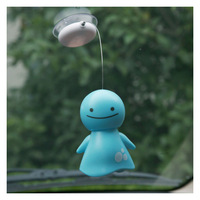 Doll auto supplies decoration car accessories hangings bobble head doll shook his head doll