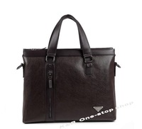 Men's business casual computer bag shoulder  Messenger  fashion bag 0003