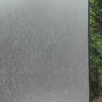 Scrub glass stickers window stickers transparent paper grilles glass membrane c1005