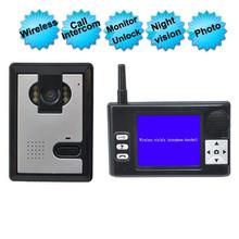 popular wireless digital video door phone