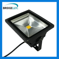 4x  waterproof IP65 outdoor 30W AC85-265V Bridgelux LED UL approval flood wall floodlight lamps 110V 220V landscape lighting