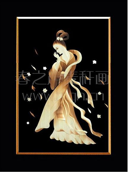 Hand-painted Impressionist Art Picture Home Decoration Flower Human Figures Wall Painting Chinese Painting and Calligraphy(China (Mainland))