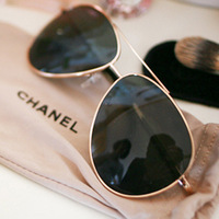 Classic 3026 reflective sunglasses male women's large sunglasses polarized sunglasses