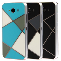 luxury metal case xiaomi mi2s mobile phone protective case  frumentacea m2 phone cover mirror surface square back cover xiaomi