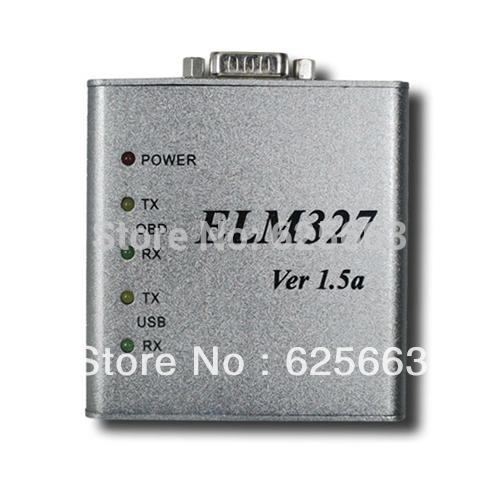 USB ELM327 Metal OBDII OBD2 CAN-BUS Scanner V1.5 USB Car Diagnostic Scanner Interface METAL ELM 327 ELM327(China (Mainland))